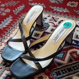 Sam & Libby : Retro Strappy Heels 8